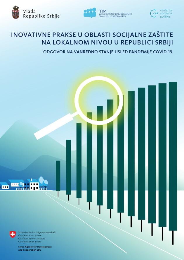 Inovativne prakse u oblasti socijalne zaštite u Republici Srbiji - Odgovor na vanredno stanje usled pandemije COVID-19