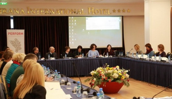 Peer Review on Delivery and Financing Holistic Services in the Western Balkan countries